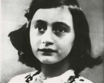 Anne Frank at 12