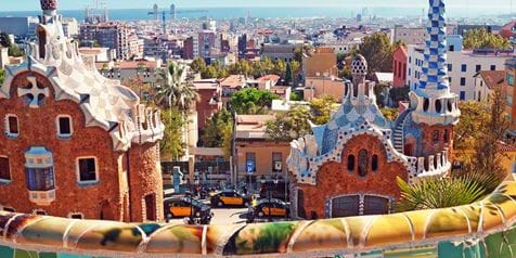 Parc Guell Barcelona